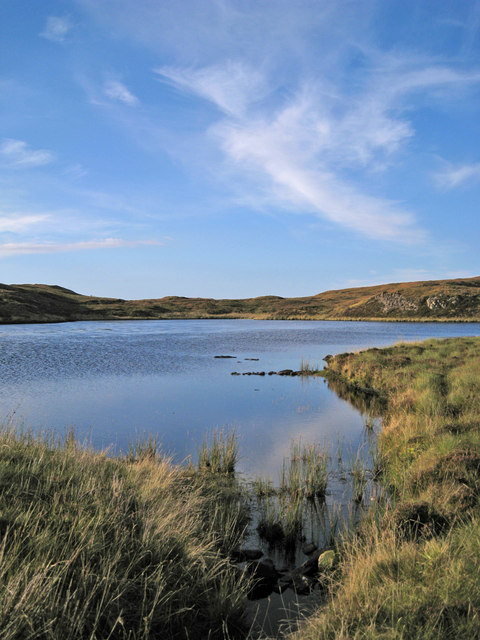 Loch and Sky