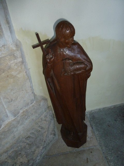 Inside St Mary Magdalene, Loders (e)