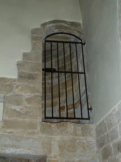 Inside St Mary Magdalene, Loders (g)