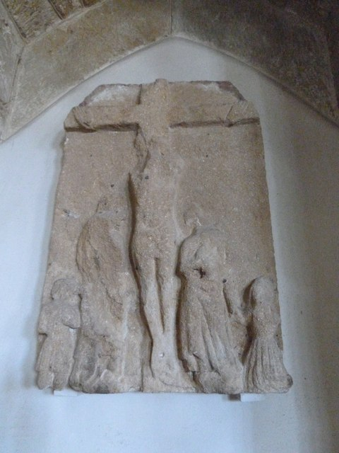 Inside St Mary Magdalene, Loders (h)