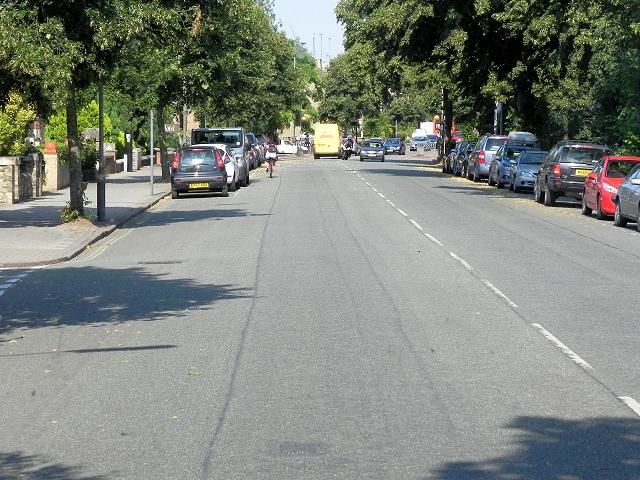 Cambridge, Chesterton Road