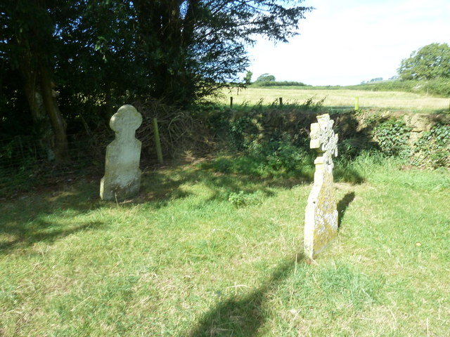 St. Mary Magdalene, North Poorton: churchyard (d)