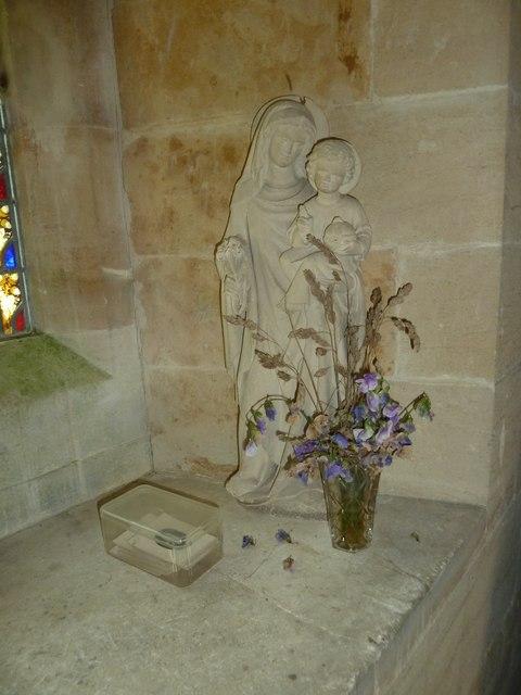 Inside St. Mary Magdalene, North Poorton (I)