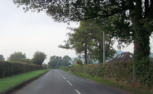 B4386 at Brooklands