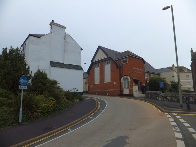 Teignmouth Kingdom Hall of Jehovah's Witnesses