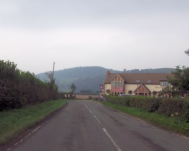 The Lowfield Inn on the B4386