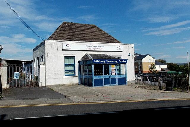 Lifelong Learning Centre, Gorseinon