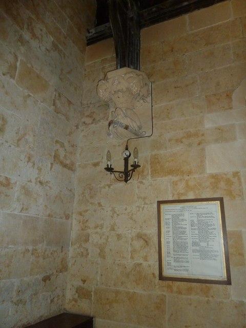 Inside St. Mary Magdalene, North Poorton (IX)