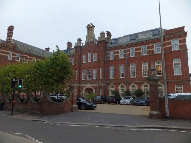 Magdalen Chapter Hotel, Exeter