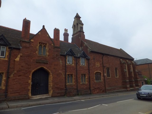Wynard's Almshouses and Chapel, Exeter