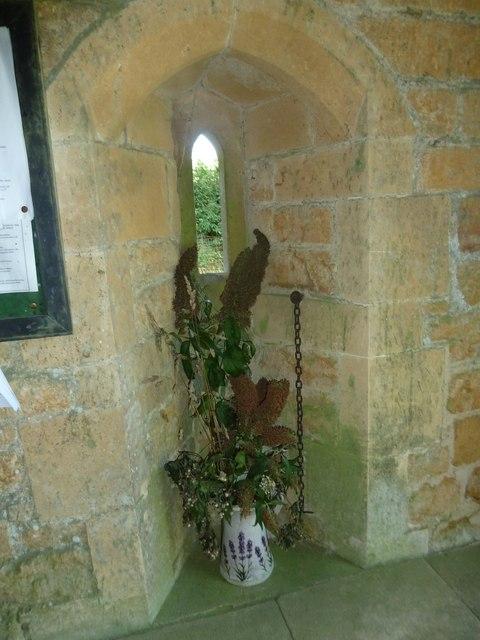 Inside St. Mary Magdalene, North Poorton (XI)