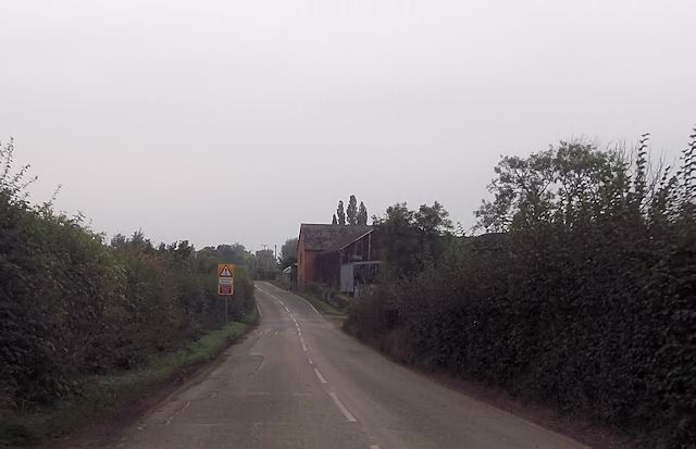 Farm at Lower Stockton