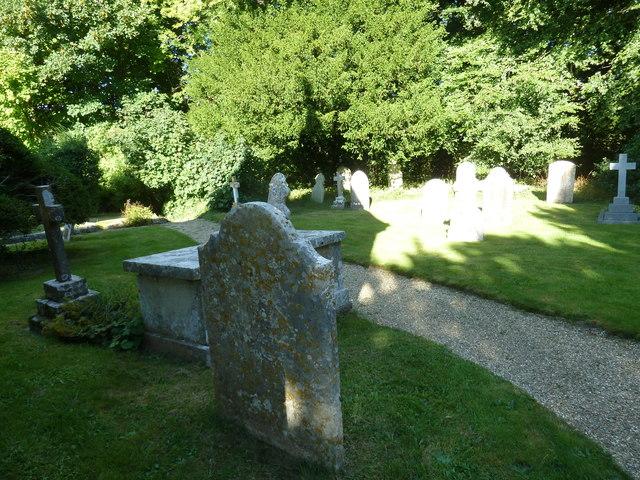 St Michael, Askerswell: churchyard (b)
