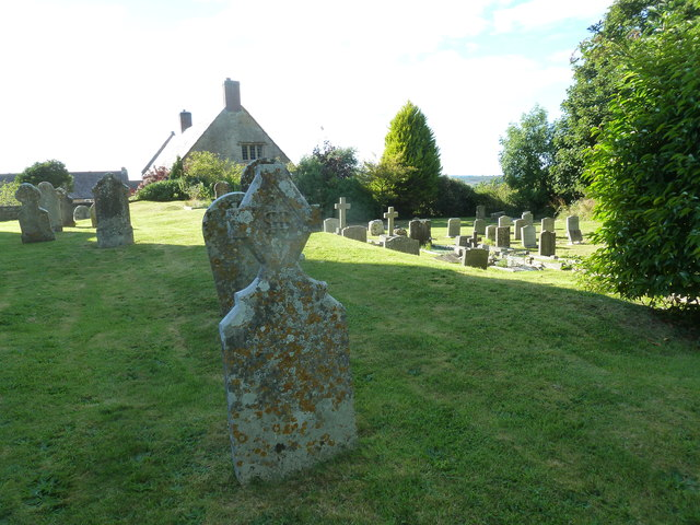 St Michael, Askerswell: churchyard (i)