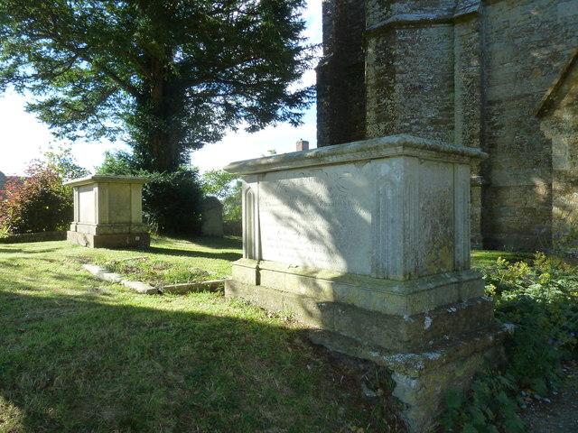 St Michael, Askerswell: churchyard (d)