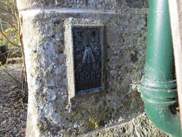 Ordnance Survey Flush Bracket 12063