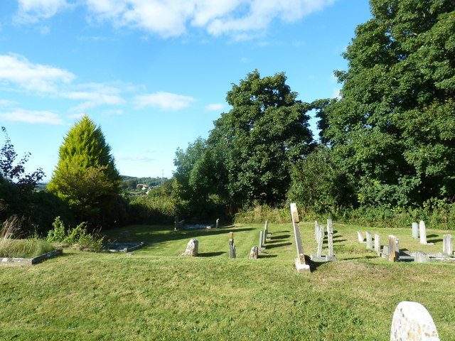 St Michael, Askerswell: churchyard (f)