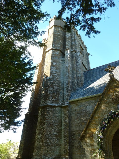 St Michael, Askerswell: tower