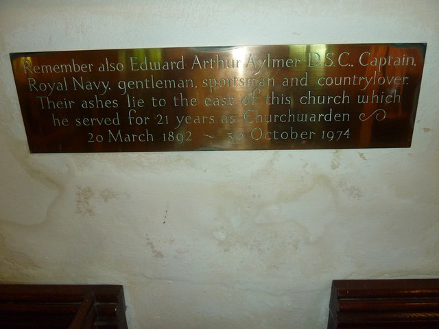 St Michael, Askerswell: memorial (3)