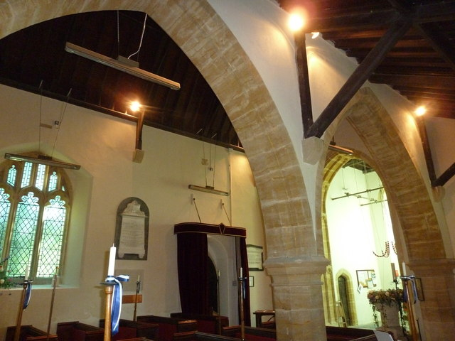 Inside St Michael, Askerswell (A)