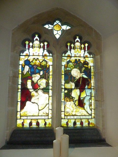 Inside St Michael, Askerswell (D)