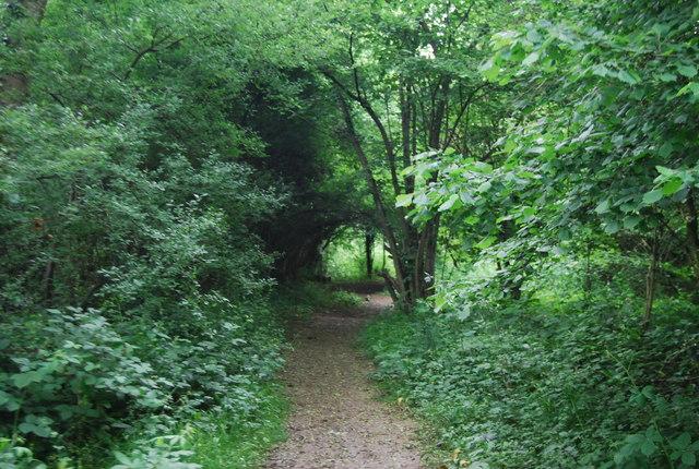 Footpath to Bateman's