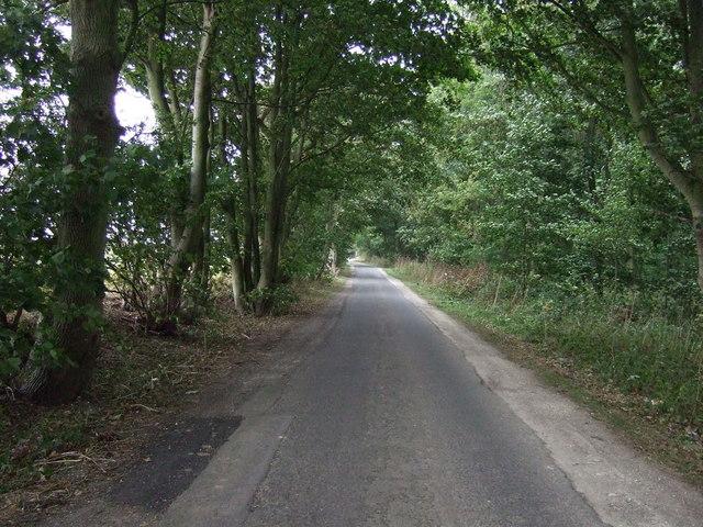 Woldgate (Roman Road)