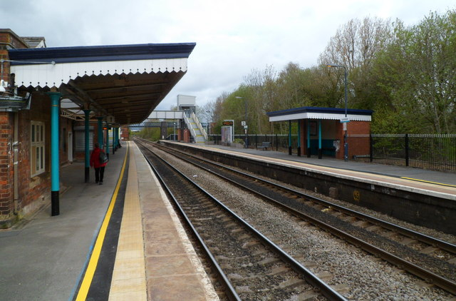 Leominster railway station