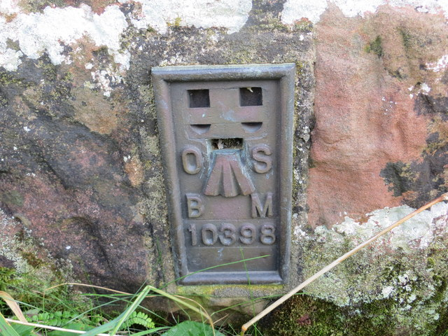 Ordnance Survey Flush Bracket 10398
