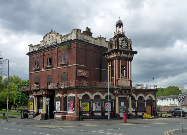 Former Plymouth Grove Hotel, Plymouth Grove, Manchester