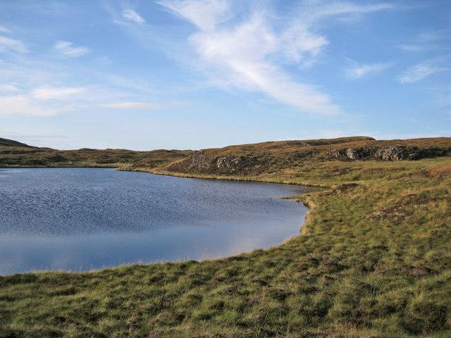Shore of Loch Vorvin