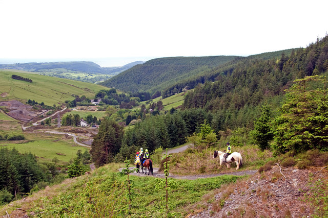 The Hoof and Foot event, Cwmsymlog