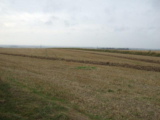 Farmland off Church Lane