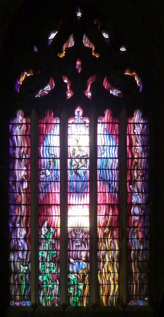 Paisley Abbey: the Shaw Memorial Window
