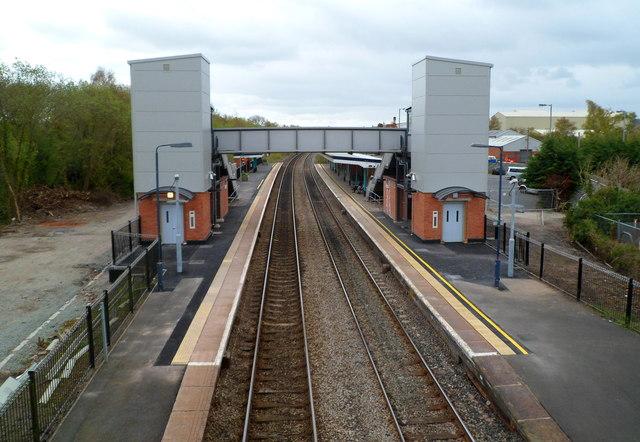 From footbridge to footbridge, Leominster