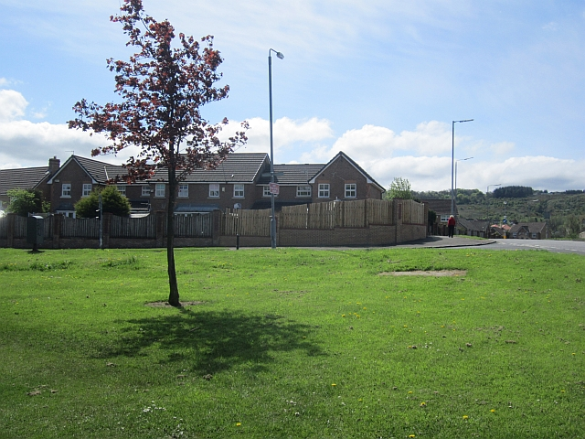 Green space off Donaldswood Road