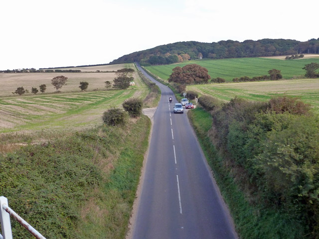A149 towards Sheringham