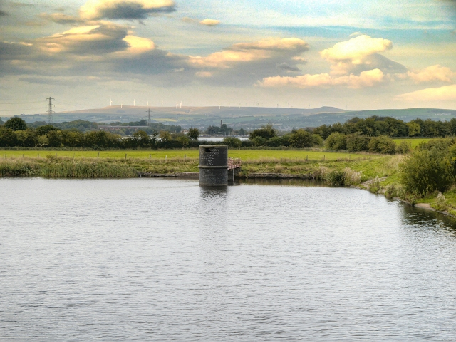 Withins Reservoir, Radcliffe