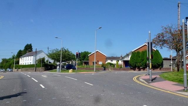 Llwydcoed Road