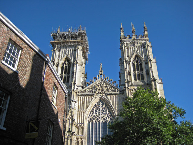 Minster towers