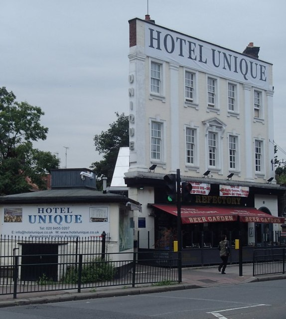 Hotel Unique, Golders Green