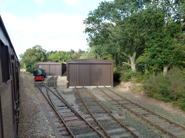 Bridge Road carriage sheds