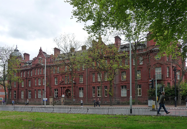 St Mary's Hospital, Oxford Road, Manchester