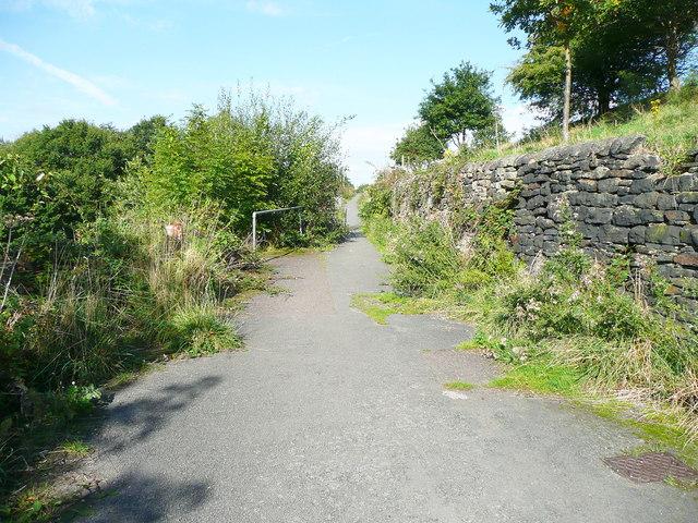 Rawroyds, Holywell Green