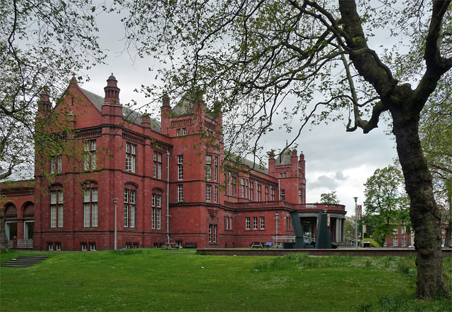 Whitworth Art Gallery, Oxford Road, Manchester