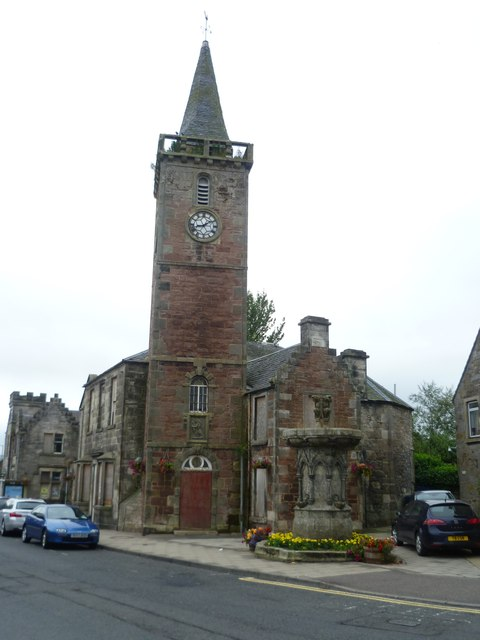 The Tolbooth, High Street