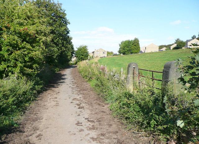 Long Heys Lane