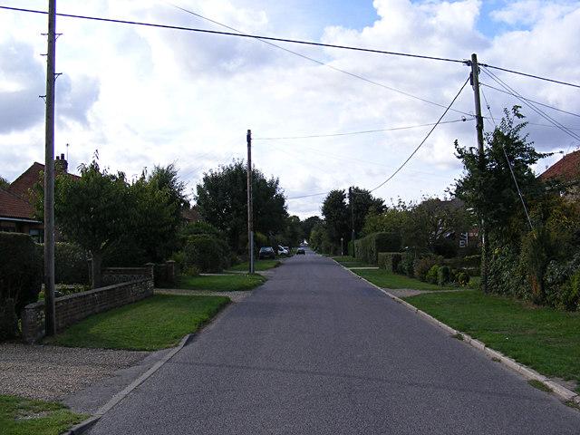 Caistor Lane, Framingham Earl