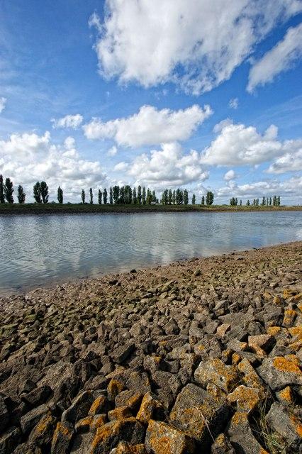The Haven near Fishtoft