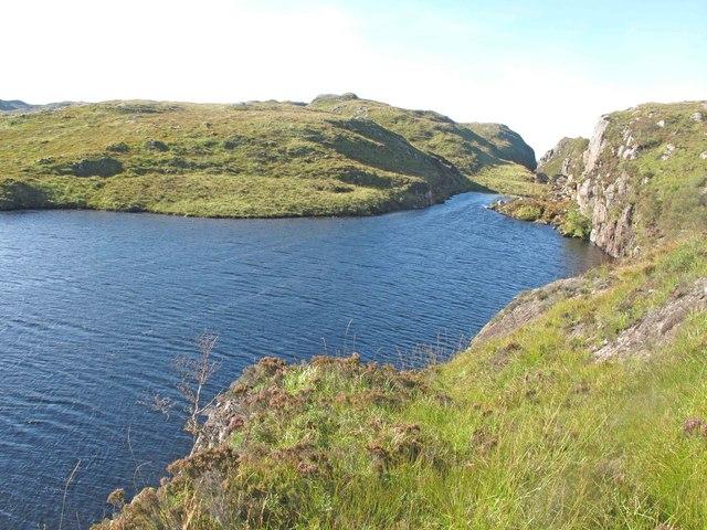 Loch Gleannan a Mhadaidh